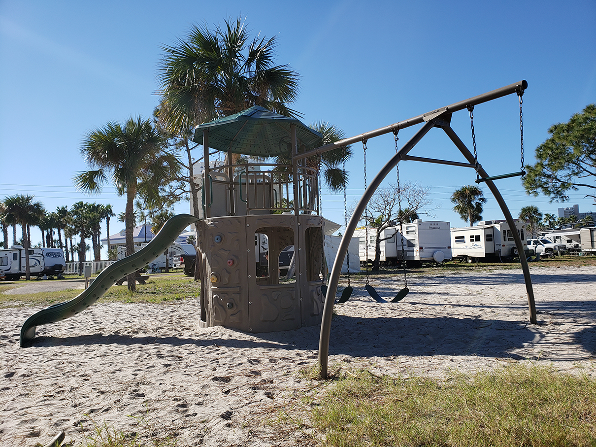 Tent Sites | Campers Inn | Panama City Beach Tent Camping